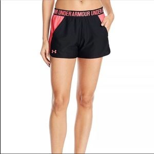 Under Armour Shorts Play Up 2.0 Pockets Athletic